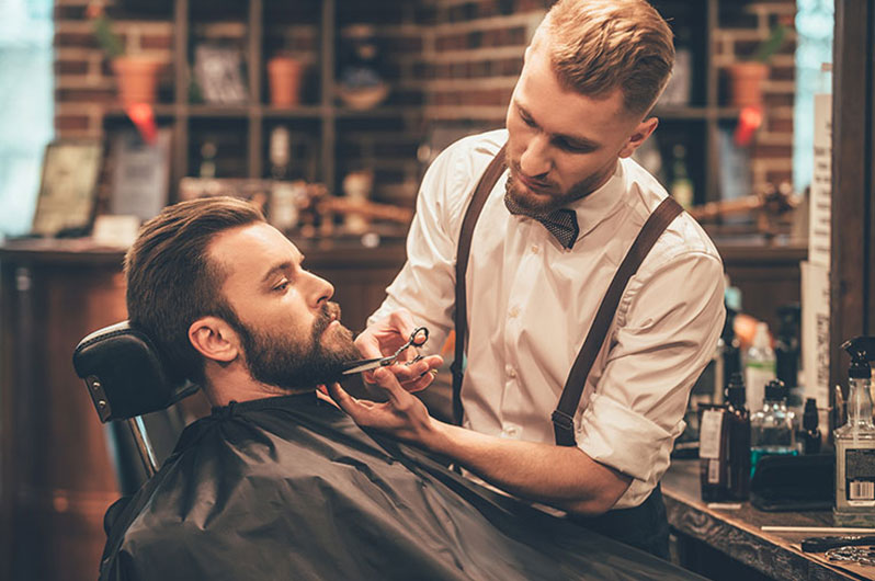 A Villa For Hair Beard Shaping Services