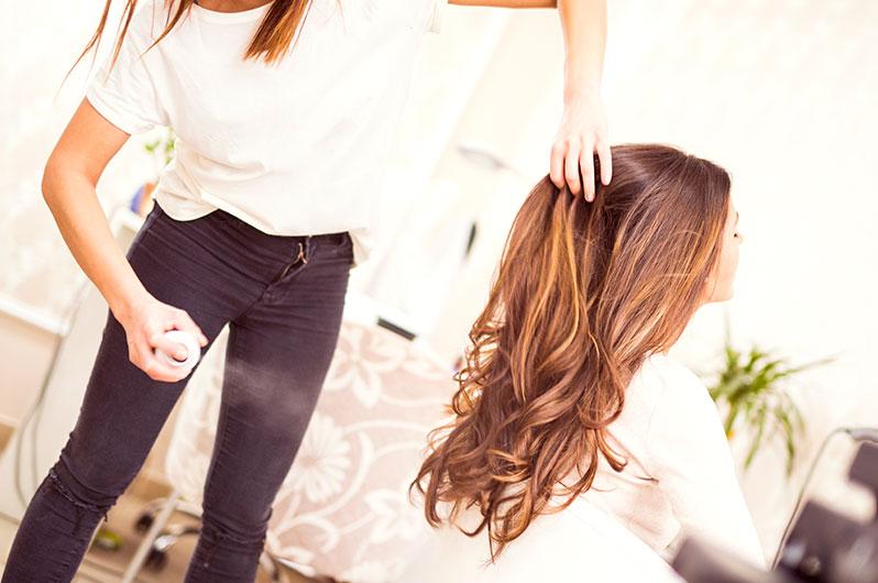 A Villa For Hair Hair Styling